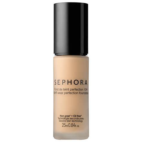 Sephora Foundation buy 10 hr wear perfection foundation sephora ksa