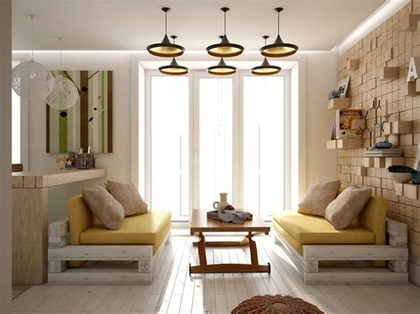 Living Room Project by Small Apartment Decorating Ideas With Yellow Shades