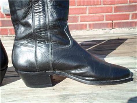 stewart boots vintage western boots by stewart boot co tucson arizona