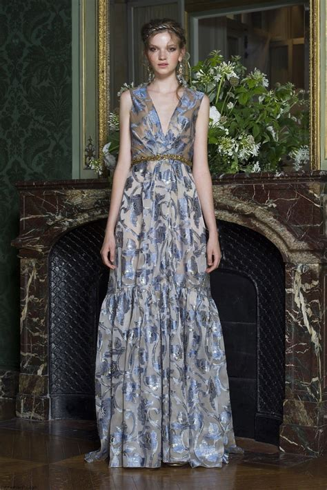 Alberta Ferretti Limited Edition Haute Couture Fall 2015