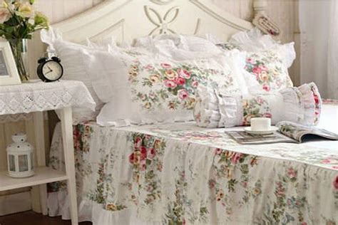 shabby chic style bedding 23 diy shabby chic bedding ideas diy formula