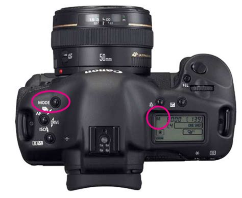 shooting modes shooting modes canon professional network