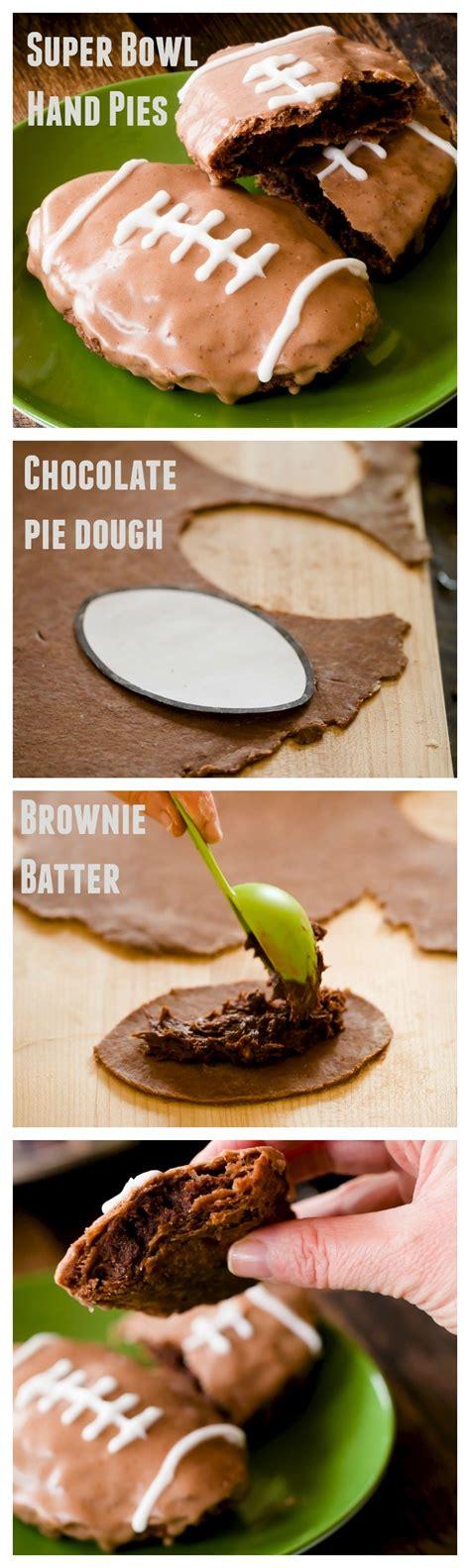 Big Pie Brownis fried bowl brownie pies cupcake project