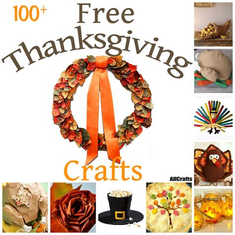 free thanksgiving crafts for 100 free thanksgiving crafts allcrafts free crafts update