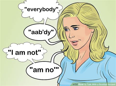 how to talk to a step by step guide to communicate effectively improve confidence charisma and social skills books 3 ways to talk with a scottish accent wikihow