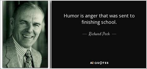 finishing school a boy is sent to a finishing school an lgbt books richard peck quote humor is anger that was sent to