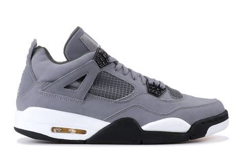 Air 4 Cool Grey Release Date by Air 4 Cool Grey 2019 308497 007 Release Date Sneakerfiles