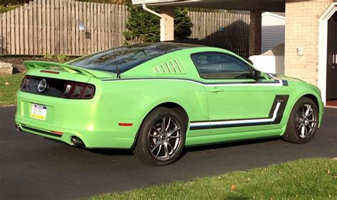 mustang gotta it green gotta it green 2014 ford mustang gt coupe