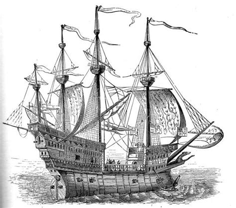 boat crew in spanish the history man the spanish armada abandons the galleon