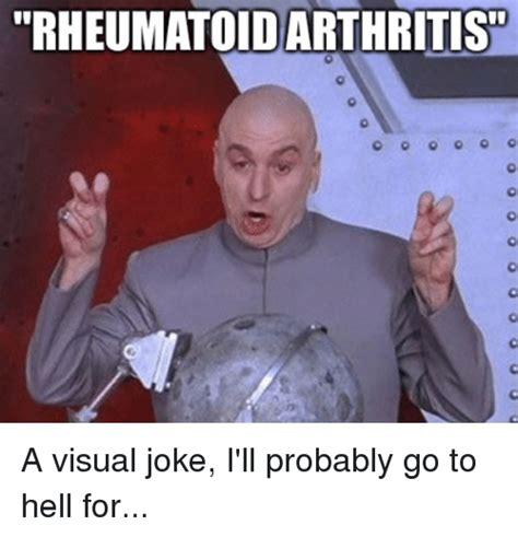 Arthritis Meme
