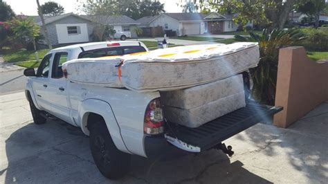 truck bed cing moving a king size bed dcsb tacoma world