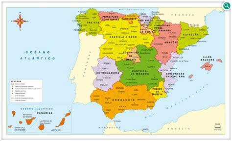 layout in español mapa de espaa poltico car interior design