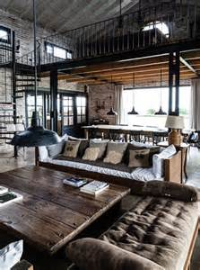 Industrial Home Interior Design by How To Industrial Style Your Home Style Etcetera