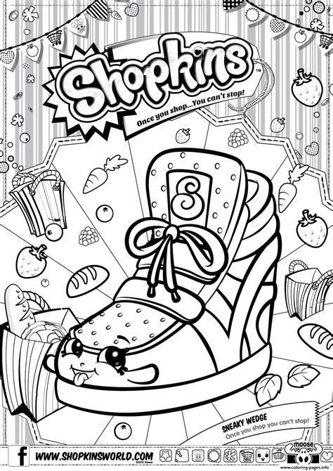 coloring pages of shopkins season 3 shopkins season 3 coloring pages printable