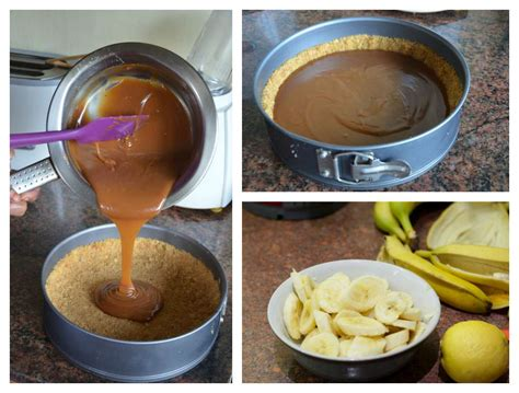 Cetakan Banana Pie medan food banofee pie