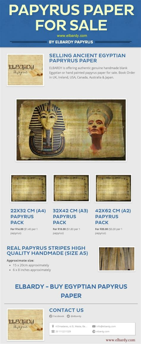 How To Make Papyrus Paper - papyrus paper for sale