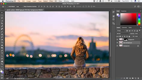 changing background color photoshop cc background ideas how to change the background of a photo in photoshop
