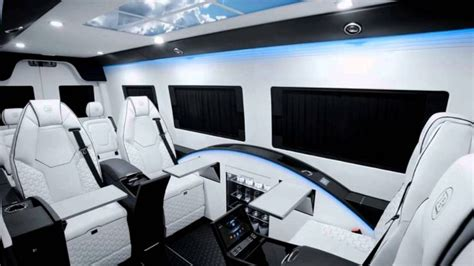Mercedes Sprinter Interior by What To Expect From The 2017 Mercedes Sprinter