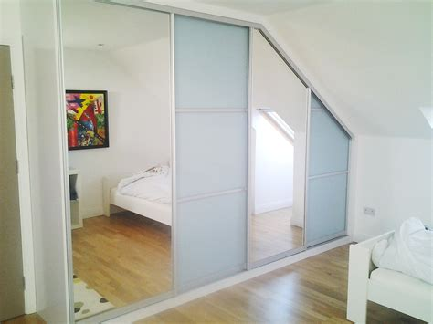 Angled Wardrobe Doors by Angled Door Wardrobes Slideglide Sliding Wardrobes And Storage Solutions Provider Ireland