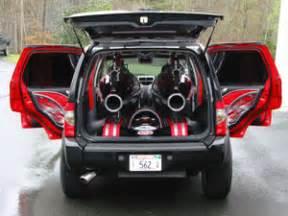 Xterra Truck Accessories Rockford Fosgate S Nissan Xterra