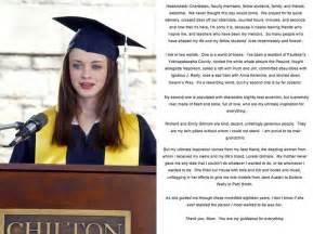 graduation speech exle high school graduation commencement speech exles