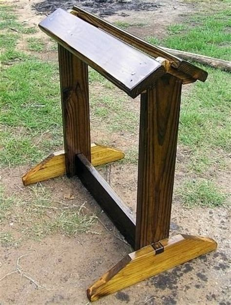 double saddle stand  jim  lumberjockscom