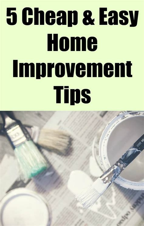 cheap home improvements 1000 images about 182 diy home decor pinterest party on
