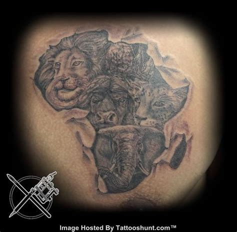 african warrior tattoos best 20 ideas on
