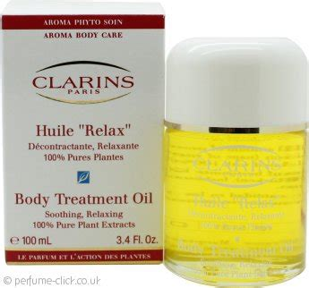 Clarins Relax Treatment 100 Ml clarins relax treatment soothing relaxing 100ml