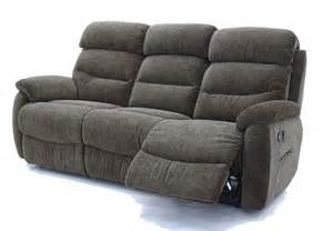 Recliner Fabric Sofa Tina Fabric Sofa Recliner And Static House Of Reeves