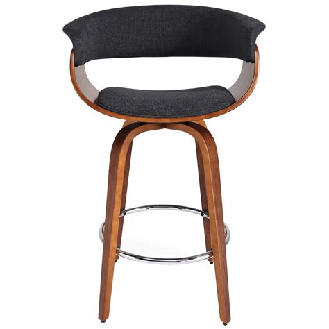 Charcoal Stool by Nspire Holt 26 Quot Counter Stool Charcoal Grey 203 981ch