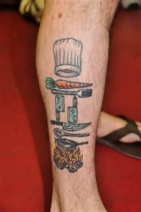 Kitchen Tattoo Designs by 25 Best Ideas About Culinary Tattoos On Pinterest Chef