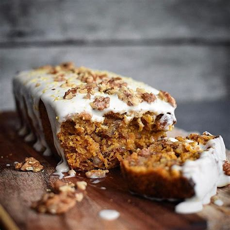 vegan carrot cake with quot cheese icing quot sabrina