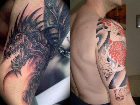 chinese dragon tattoo designs for men quotes