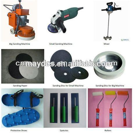 Maydos China Top 5     Heavy Duty Epoxy Floor Paint Colors