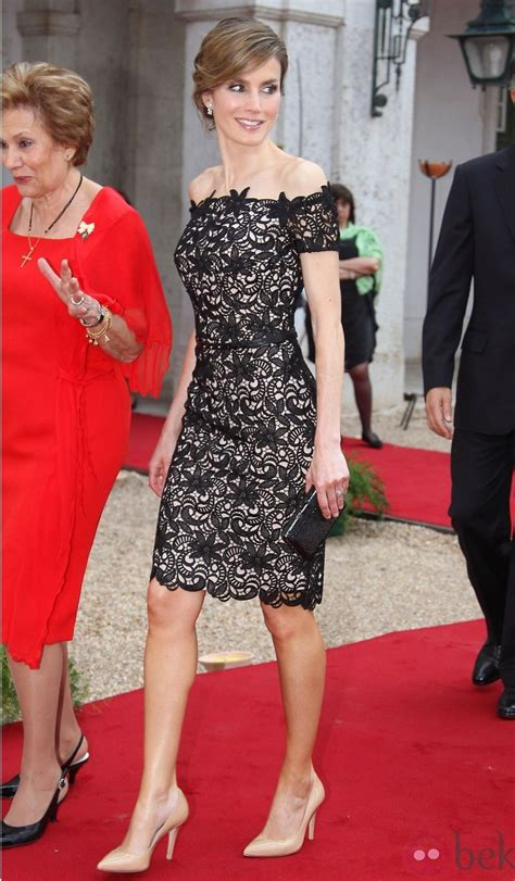 Valera Dress letizia felipe varela dress haute couture