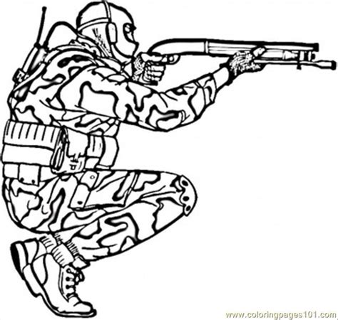 army coloring pages printable free coloring pinterest