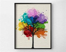 Art Prints For Home Decor by Tree Wall Art Modern Home Decor Tree Print Modern Art