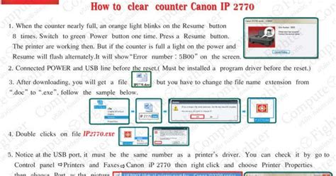 canon ip2770 resetter windows 7 software resetter for printer canon pixma ip2770 and