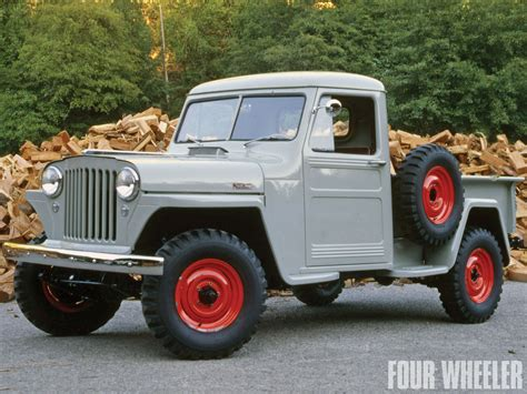 willys jeep pickup willys truck related images start 0 weili automotive network