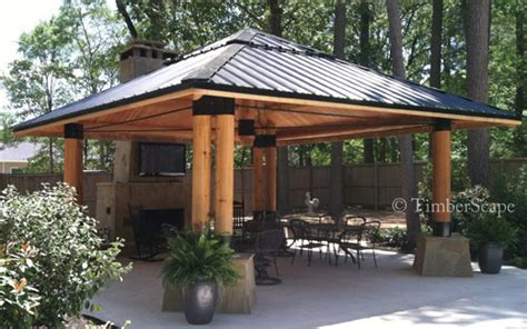 backyard bungalow plans photo gallery bungalow exterior gazebo picture 1