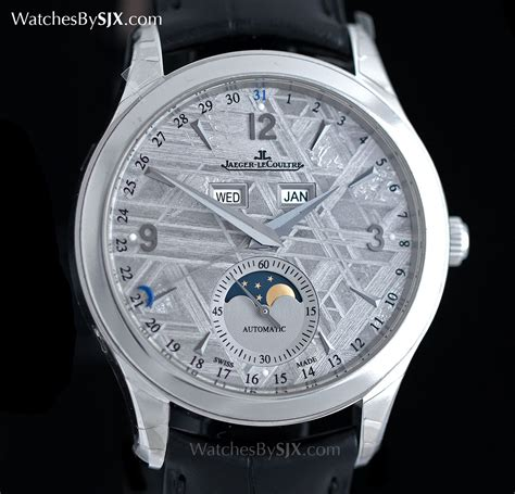 Jaeger Lecoultre Master Calendar Up With The Jaeger Lecoultre Master Calendar