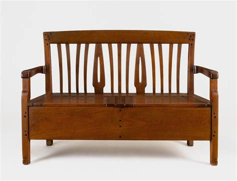 bench at the greene arts and crafts movement on pinterest gustav stickley
