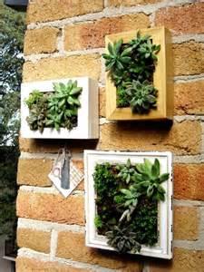 Vertical Garden Frames Framed Vertical Gardens Ecocentric