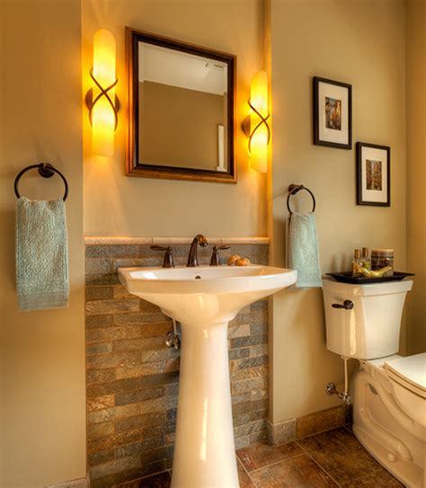 Pedestal Sink Bathroom Ideas by Pedestal Sink Powder Room Design Ideas Pictures Remodel