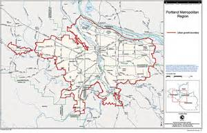 Portland Metro Area Map by Map Of Portland Metropolitan Area