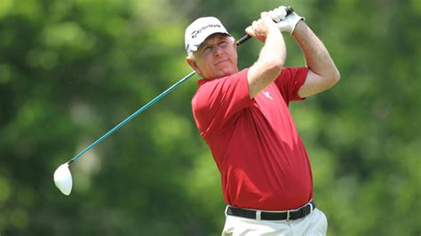 hale irwin golf swing u s senior open notebook hale irwin shoots his age
