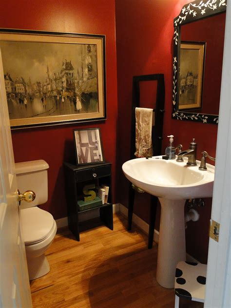 red and white bathroom ideas favored vintage red bathroom ideas with white porcelain