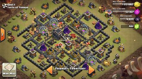 coc layout th9 anti gowipe th 9 war base god s fortress anti th 10 gowipe gowiwi