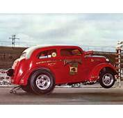 Old Gasser Drag Cars Wild Muscle